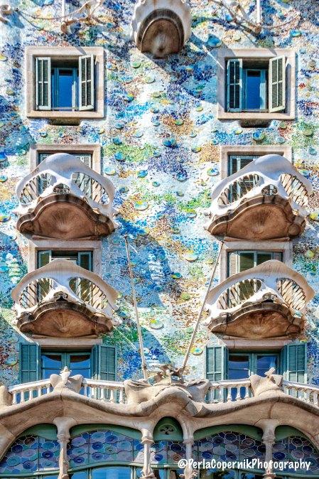 Casa Batllo, Art Nouveau