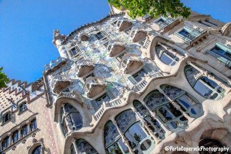 Casa Batllo, Gaudi Art Nouveau
